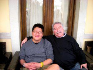 Bart and Joel Goldstein