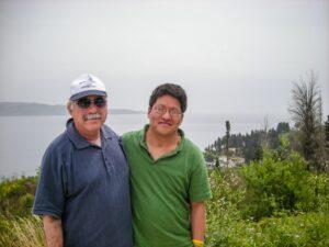 Joel and Bart Goldstein